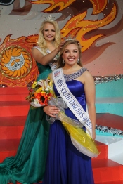 Cameron Schroder , Miss South Dakota's Outstanding Teen 2015