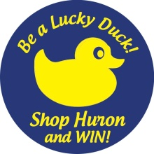 Be a Lucky Duck Huron SD