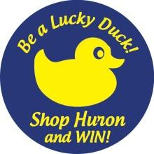 Be a Lucky Duck Huron SD