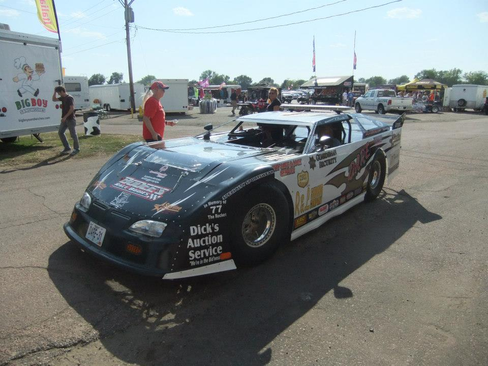 dare race car returns to huron for wissota 100 huron now. Black Bedroom Furniture Sets. Home Design Ideas