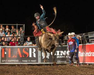CBR Bull Bash Huron SD State Fair
