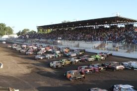 Dakota State Fair Speedway Huron SD Wissota 100